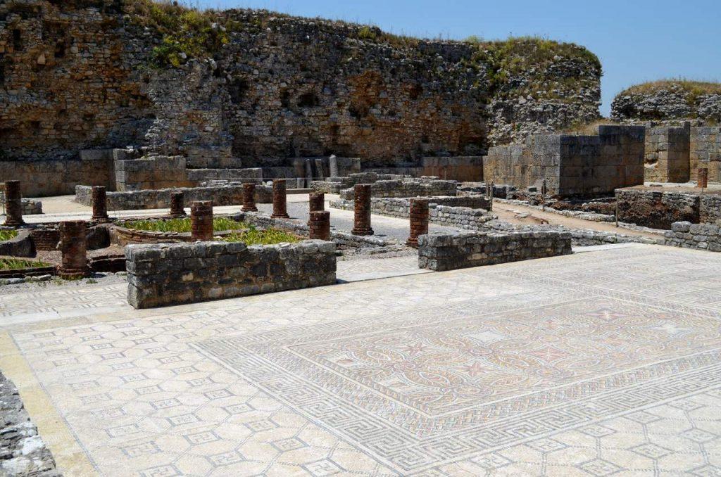 Ruinas Romanas de Conímbriga 1