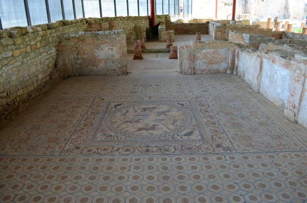 Ruinas Romanas de Conímbriga 3