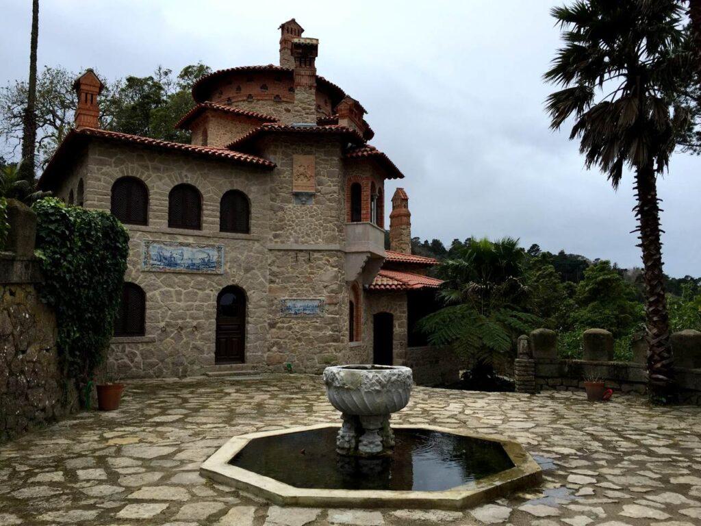 Vila Sasseti em Sintra