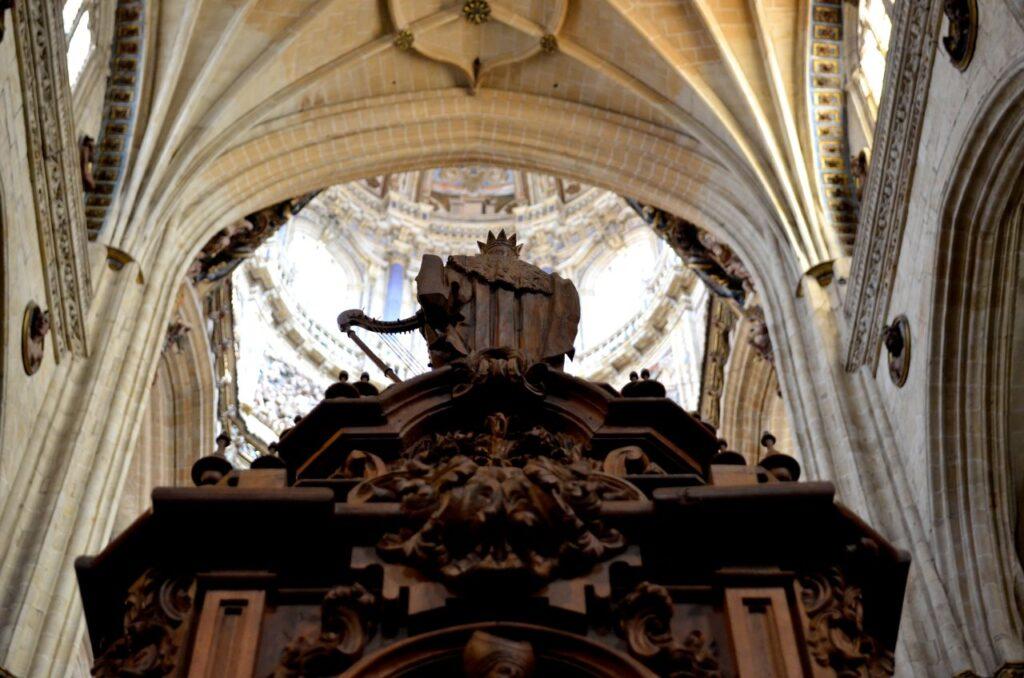 Interior da Catedral de Salamanca 2