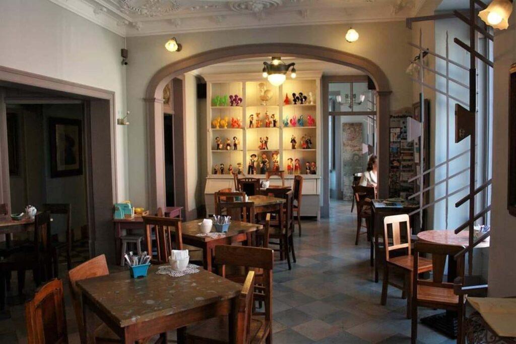 Café Saudade em Sintra