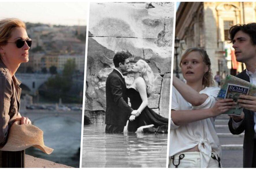 colagem filmes roma