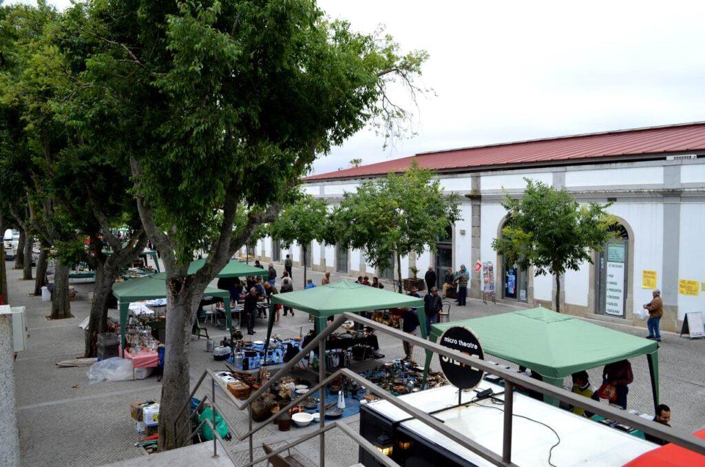 Mercado Municipal 1º de Maio de Évora
