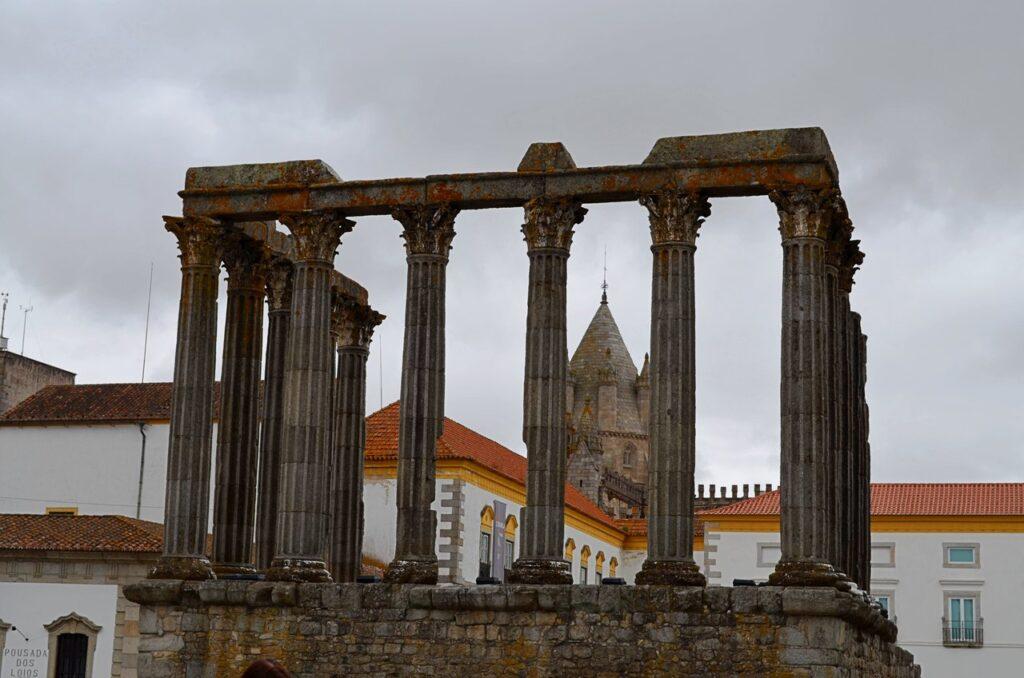 Templo Romano de Évora 2