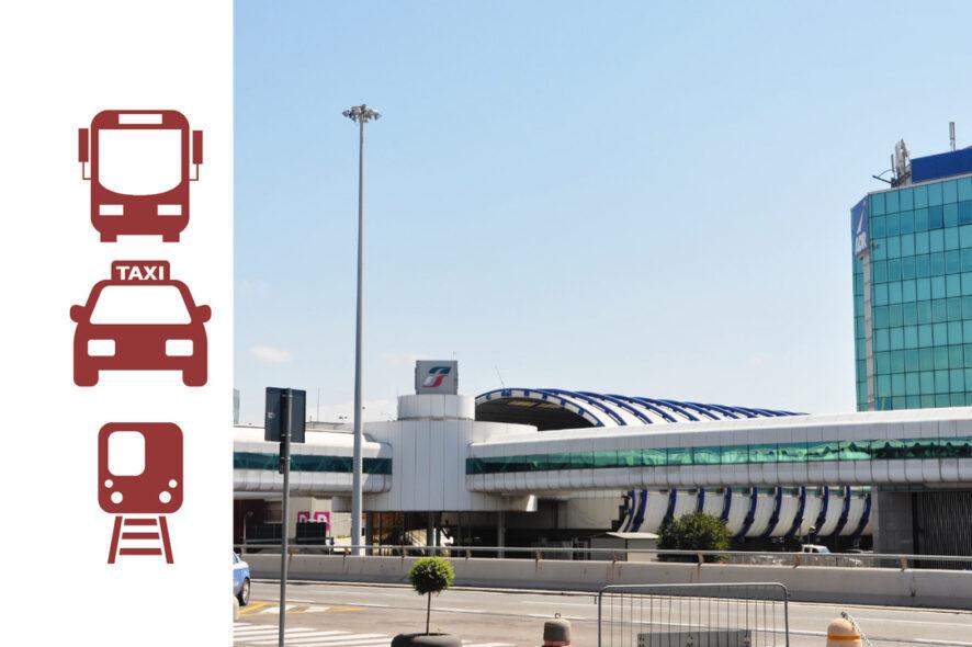 aeroporto de roma fiumicino