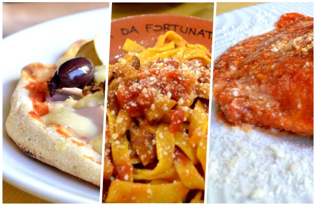 capa restaurantes de roma