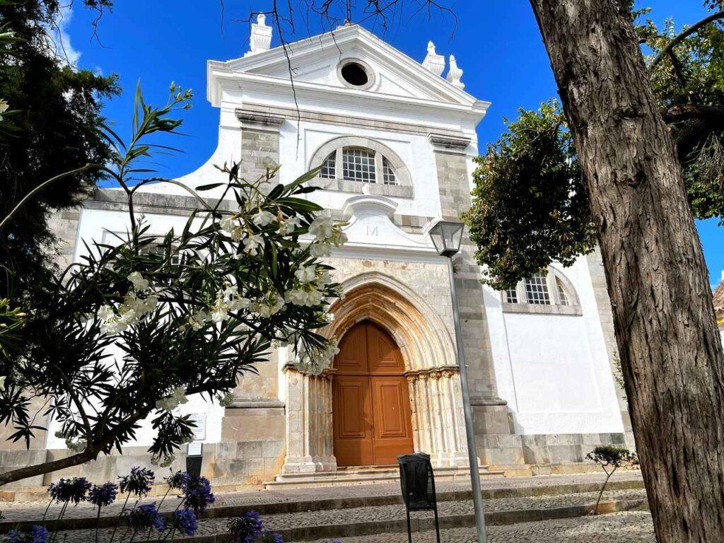 Igreja de Santa Maria do Castelo em Tavira