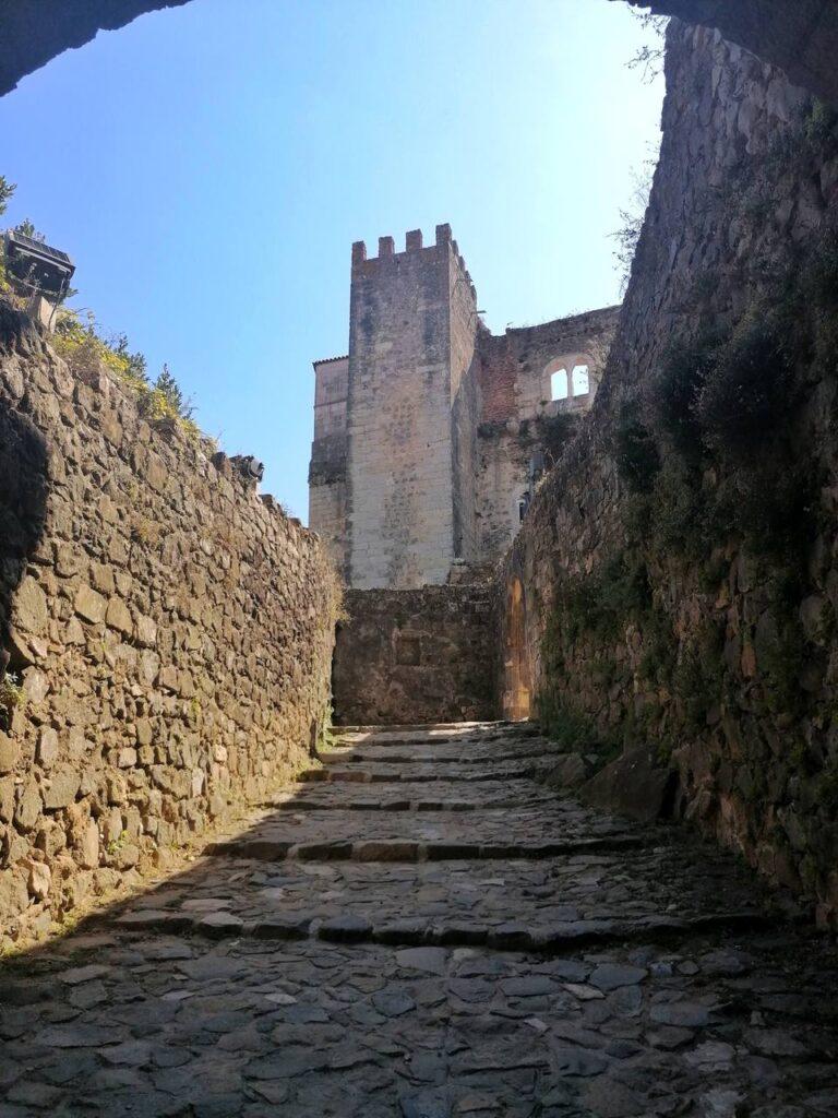 Castelo de Leiria 2