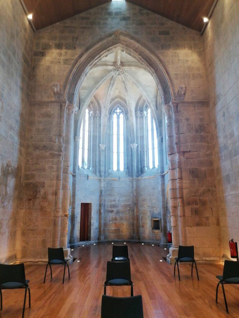 Castelo de Leiria Igreja