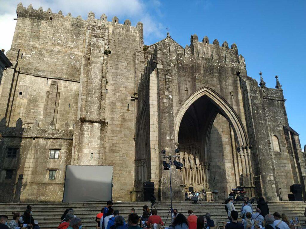 Catedral de Tui Caminho de Santiago